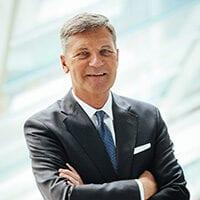 Das Bild zeigt Frank Berlepp, Sprecher der Geschäftsführung der LBBW Immobilien-Gruppe.