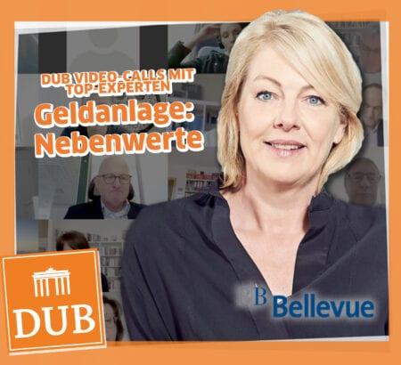Thumbnail: Brigitte Olsen spricht im Business Talk über Geldanlage
