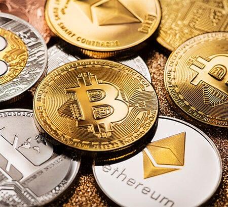 Bitcoin und Ethereum: Kryptowährungen als symbolische Münzen