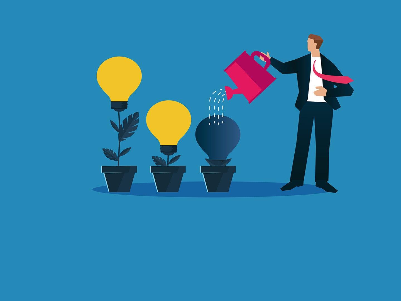 Innovation sorgt für Wachstum