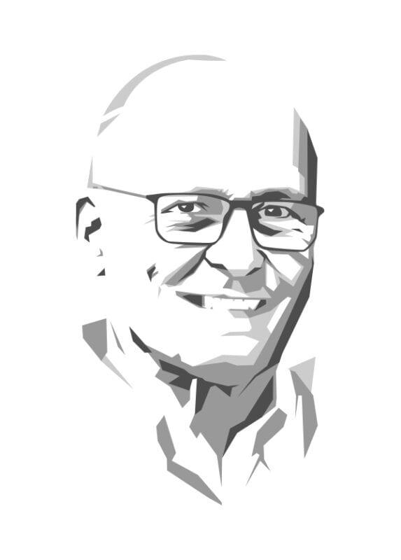 Portrait von Günter Fett