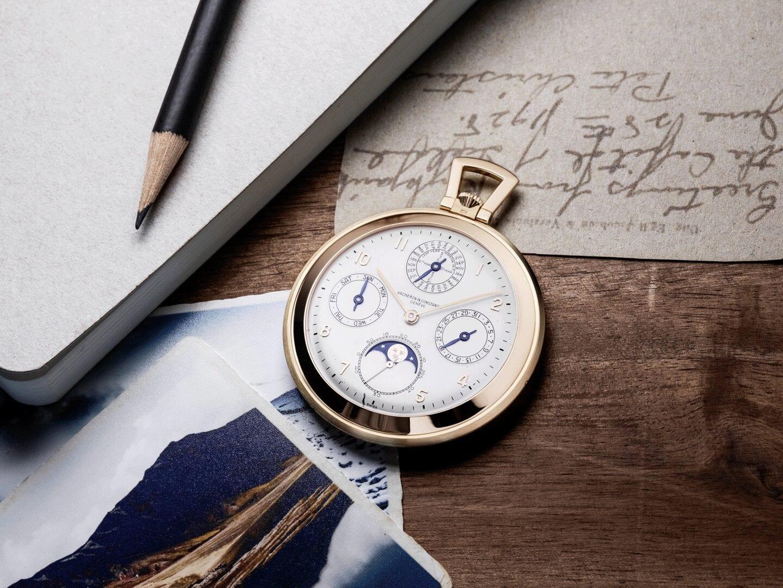 Vintage-Uhren von Vacheron Constantin