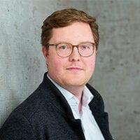 Porträt von Christoph Seckler