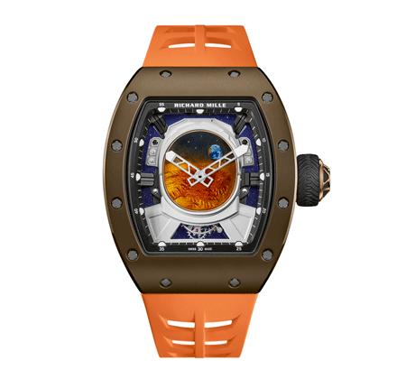 Uhr: RM 52-05 Tourbillon Pharrell Williams
