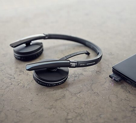 Headset von EPOS
