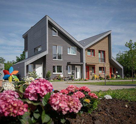 Haus in Worpswede bei Bremen
