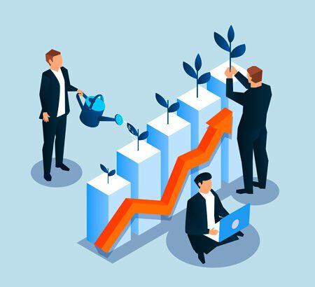 Nachhaltiges Wachstum zeichnet einen Arbeitgeber der Zukunft aus