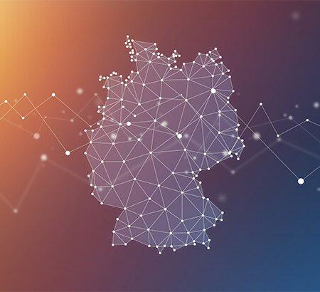 Symbolbild zum Thema Internet in Deutschland