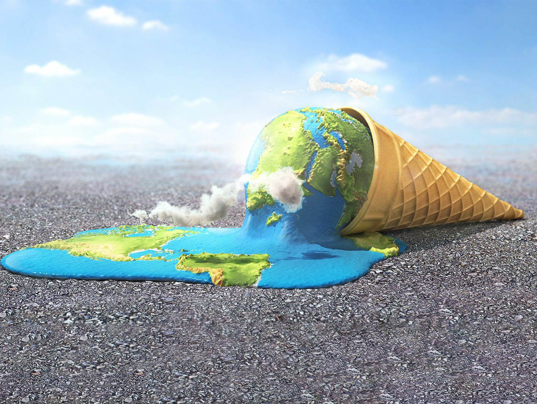 Erderwärmung macht Klimaschutz notwendig