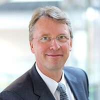 Portraitfoto Professor Christoph Meinel