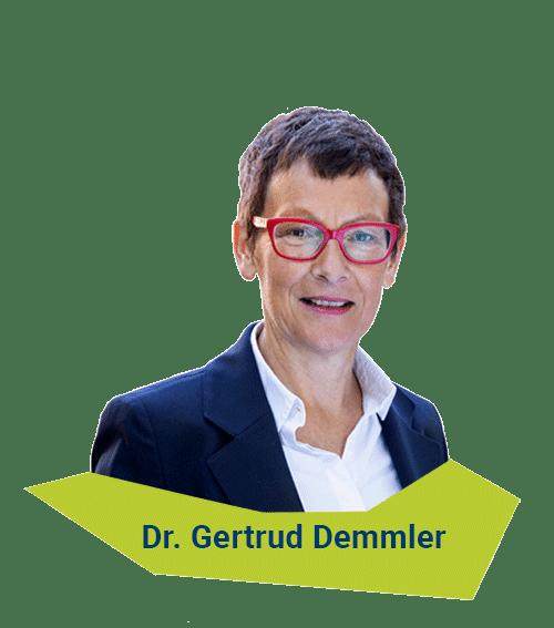 Bild von Gertrud Demmler
