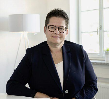 Portrait Vermögensberaterin Alexandra Nussbaum
